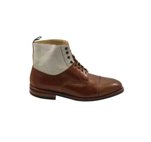 Taupe Brown <br>Leather - Richmond Series