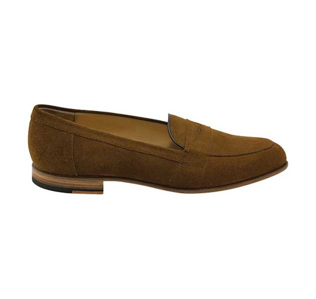 Tobacco Suede - The New Orleans
