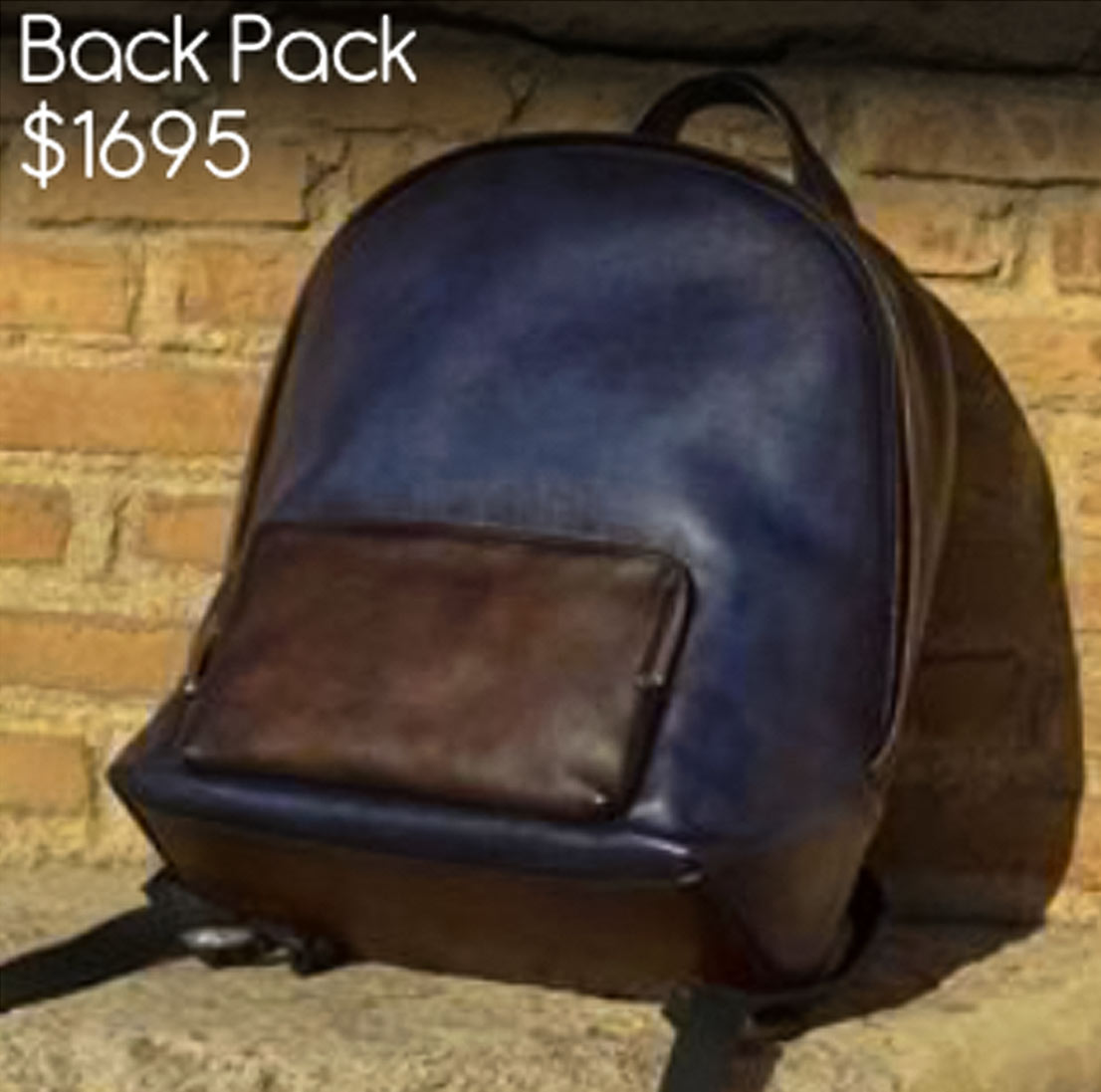 - Back Pack