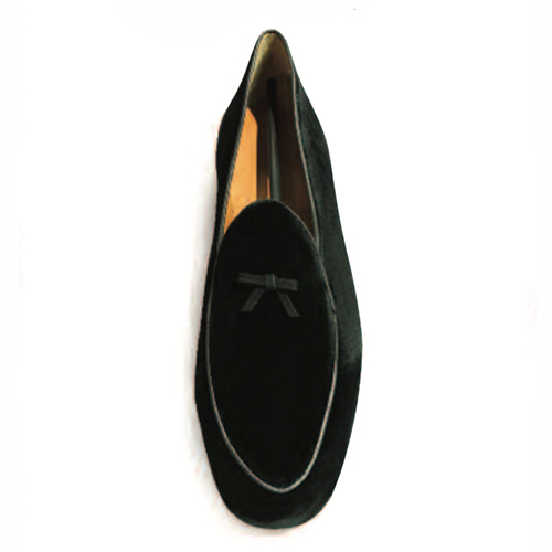 Black Patent Leather - Brussels