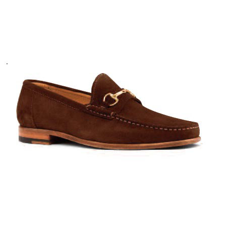 Brown Suede - Moccasin