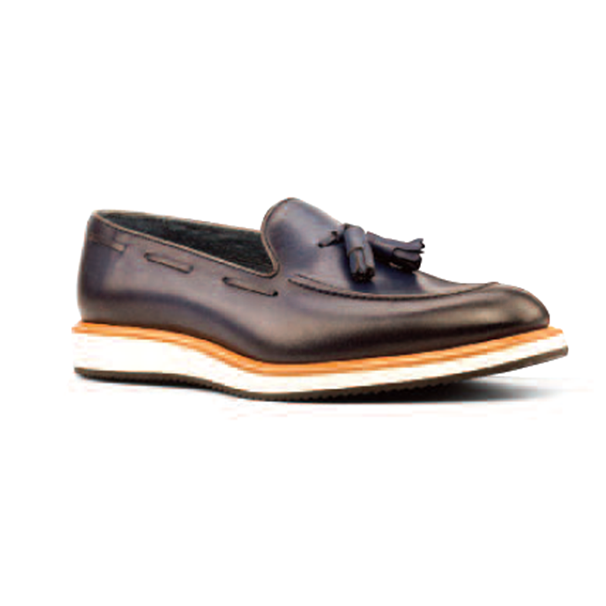 Brown Leather - Sport Loafer