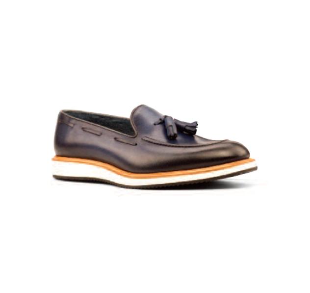Brown <br>Leather - Sport Loafer