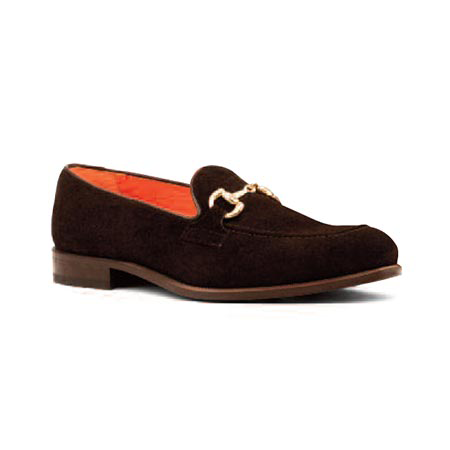 Brown/Brown - Swivel Loafer