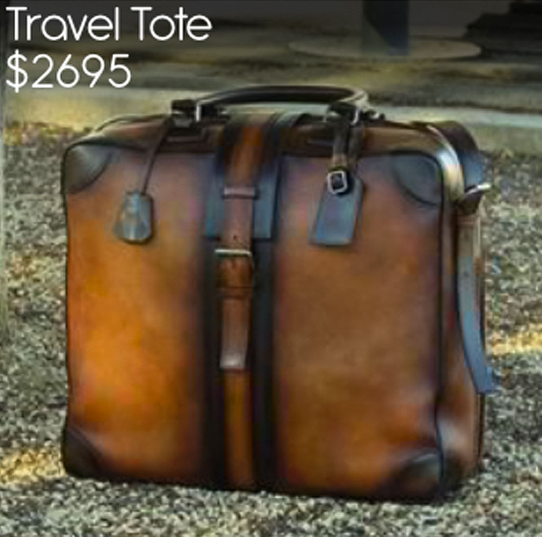 - Travel Tote