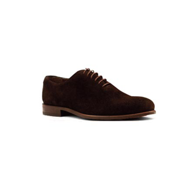 Brown Suede - Whole Cut