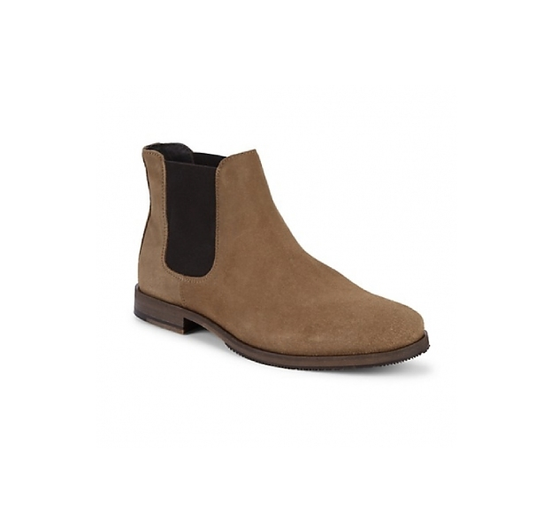 Taupe Suede - Chelsea