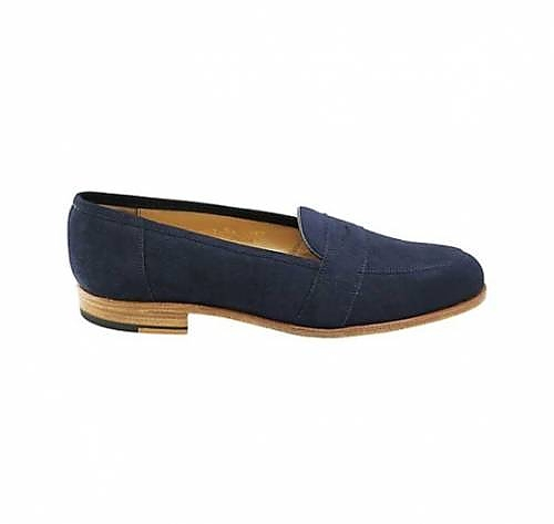 Navy Suede - The New Orleans