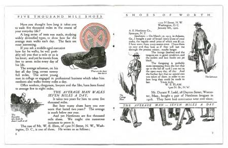 Nettleton Shoes Since-1879 Ads Throughout The Years